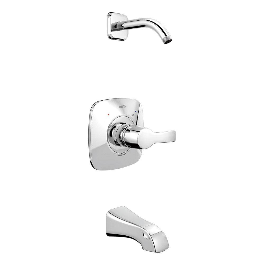 Delta Canada  Tub And Shower Faucets item T14452-LHD
