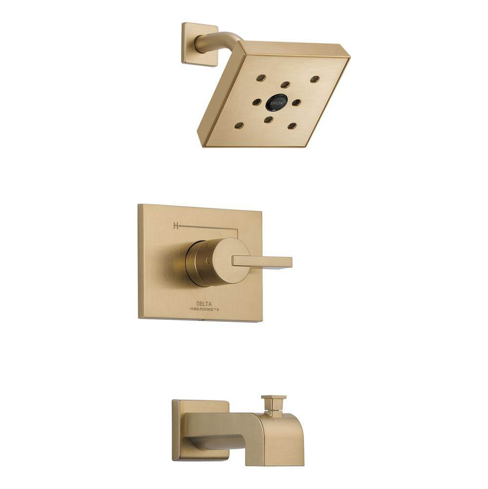 Delta Canada  Tub And Shower Faucets item T14453-CZH2O