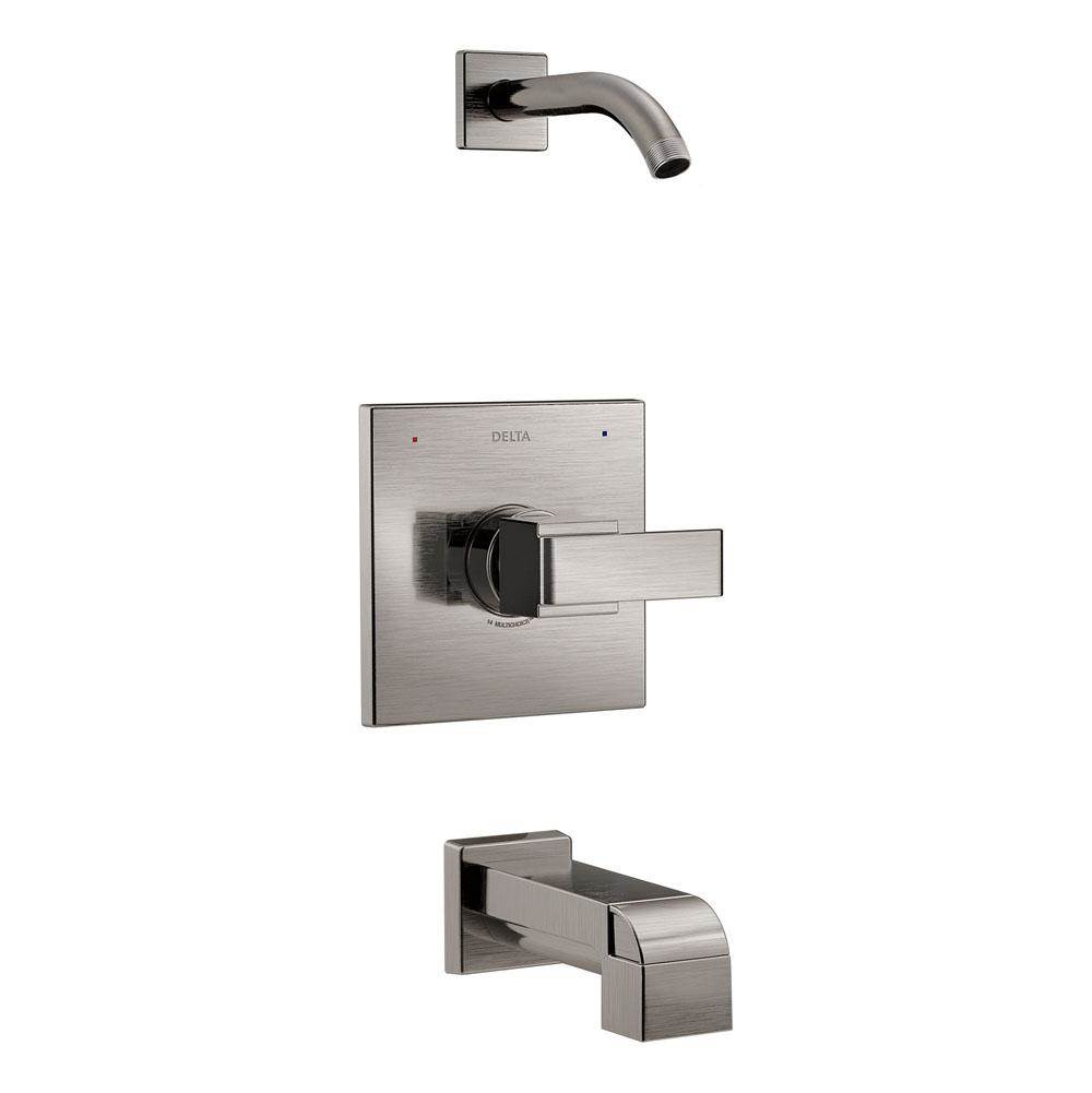 Delta Canada  Tub And Shower Faucets item T14467-SSLHD