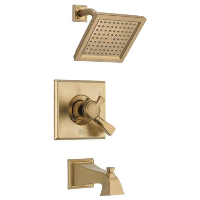 Delta Canada  Tub And Shower Faucets item T17451-CZ-WE