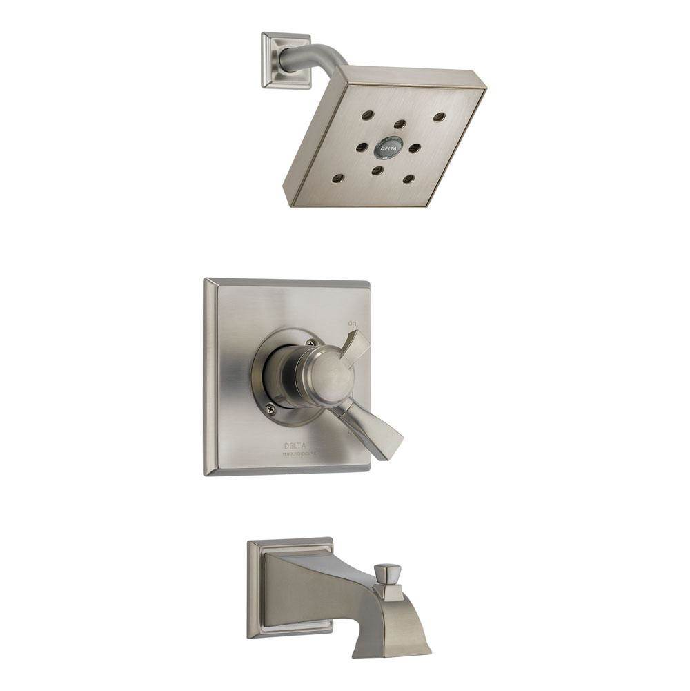 Delta Canada  Tub And Shower Faucets item T17451-SSH2O
