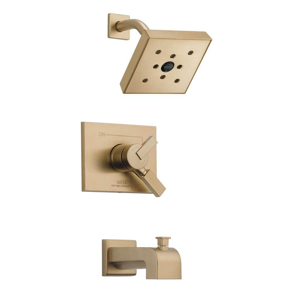 Delta Canada  Tub And Shower Faucets item T17453-CZH2O