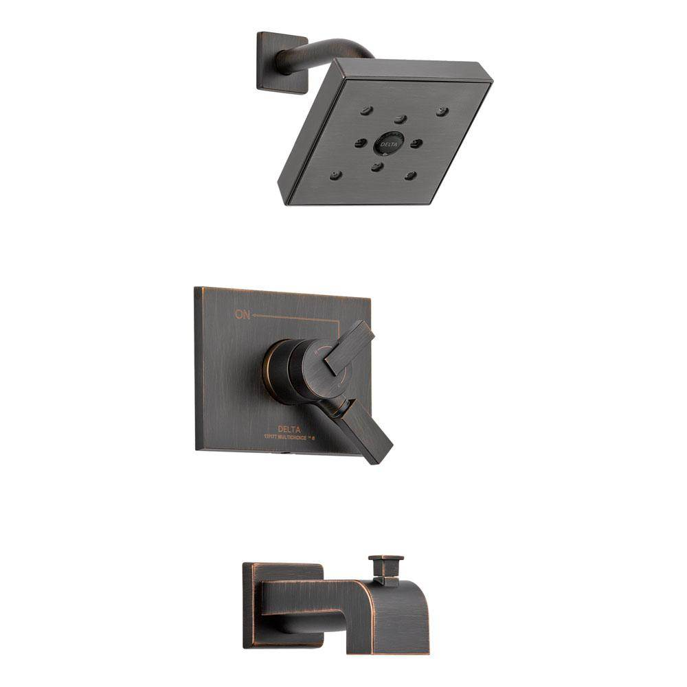 Delta Canada  Tub And Shower Faucets item T17453-RBH2O