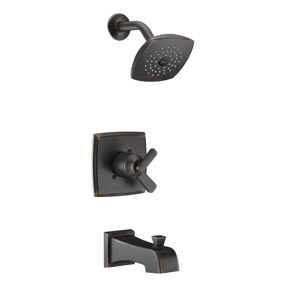 Delta Canada  Tub And Shower Faucets item T17464-RB