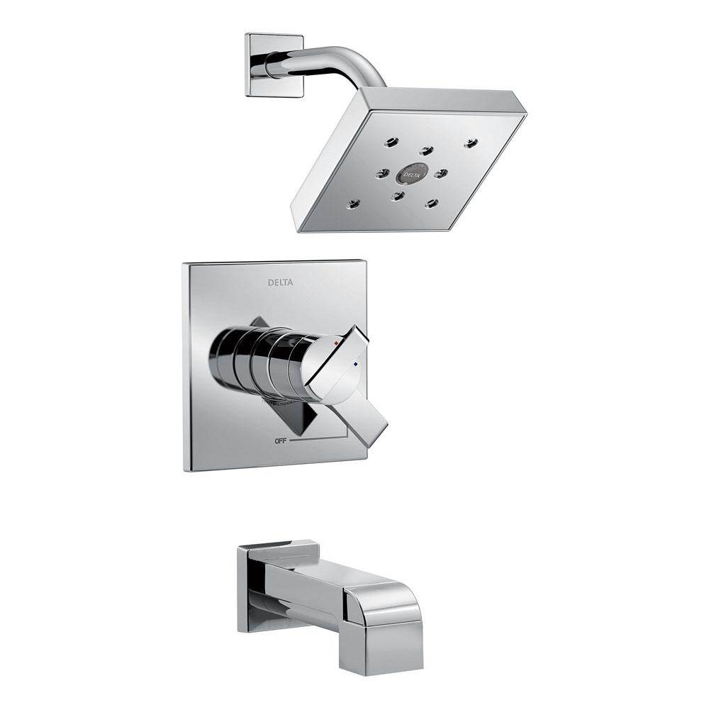 Delta Canada  Tub And Shower Faucets item T17467