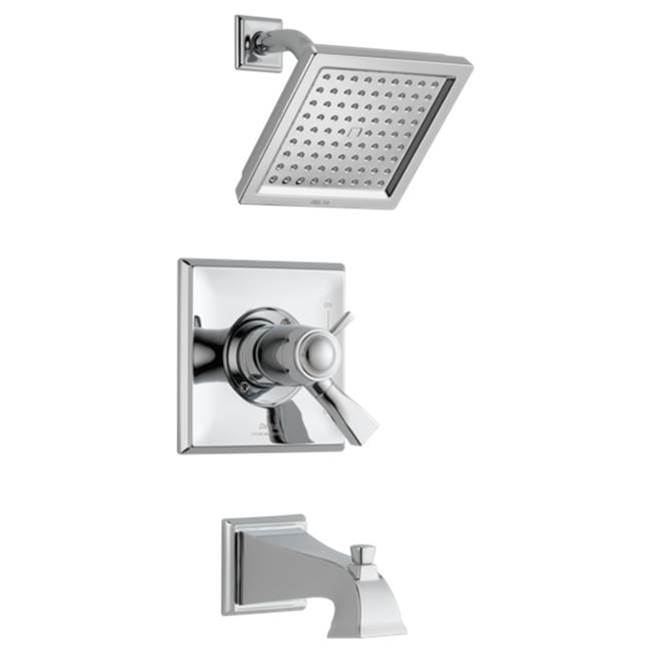 Delta Canada  Tub And Shower Faucets item T17T451-WE