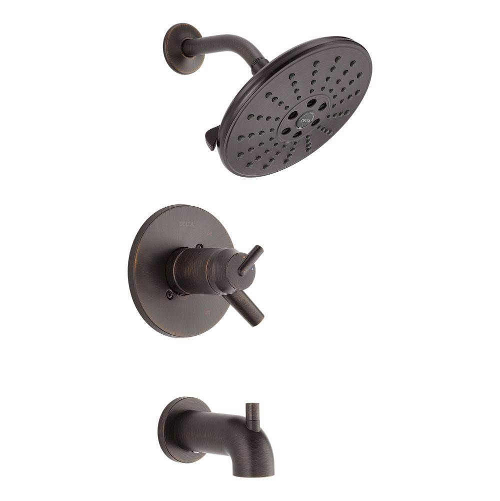 Delta Canada  Tub And Shower Faucets item T17T459-RBH2O