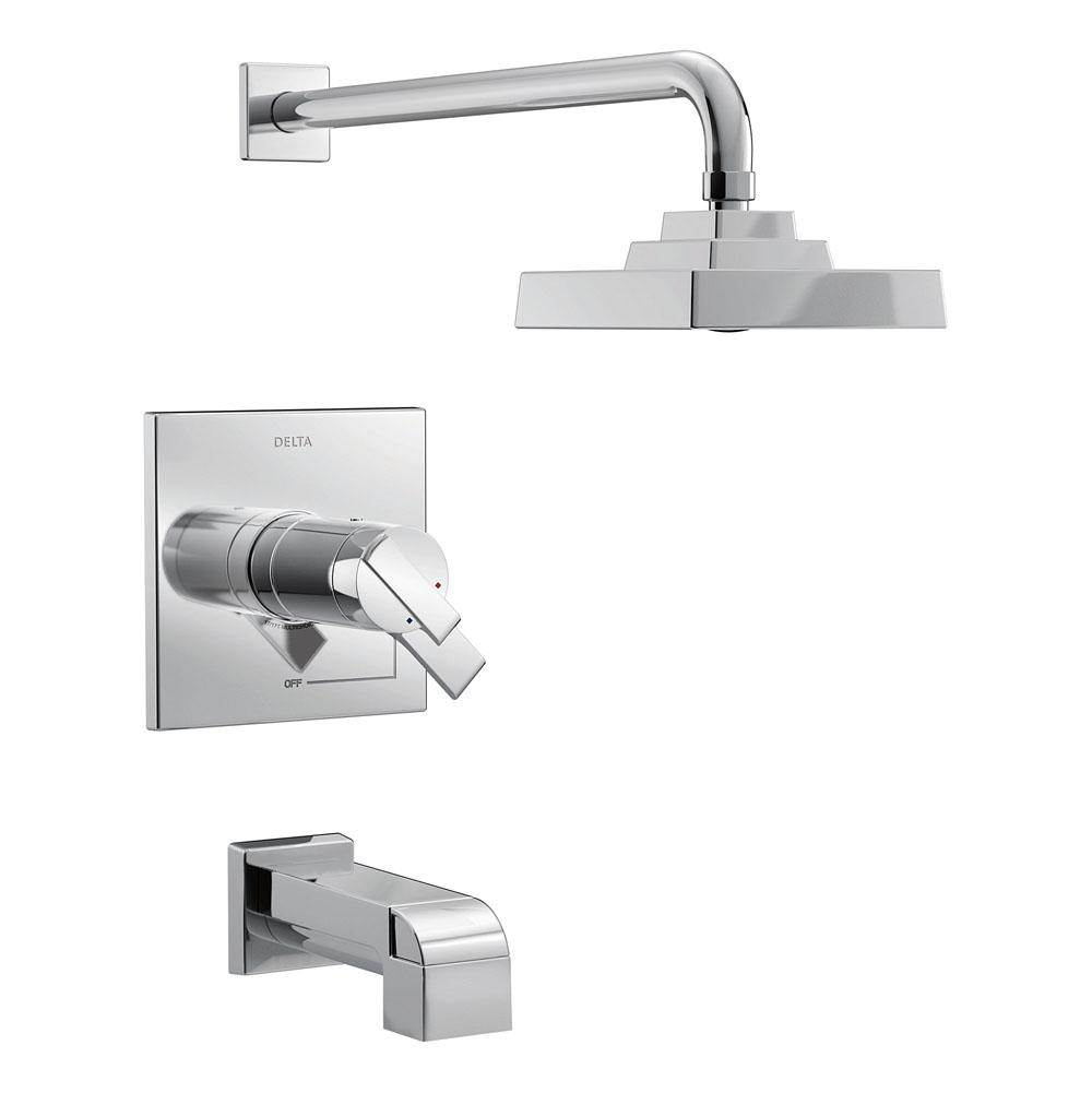 Delta Canada  Tub And Shower Faucets item T17T467