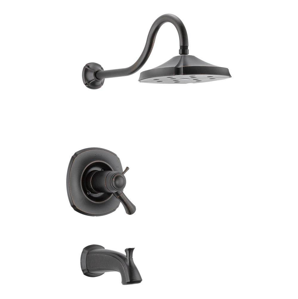 Delta Canada  Tub And Shower Faucets item T17T492-RB