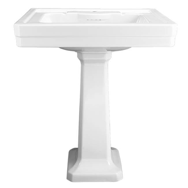 DXV  Pedestal Bathroom Sinks item D21015000.415