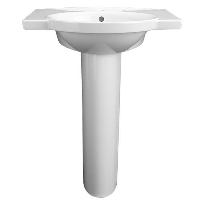 DXV  Pedestal Bathroom Sinks item D21030000.415