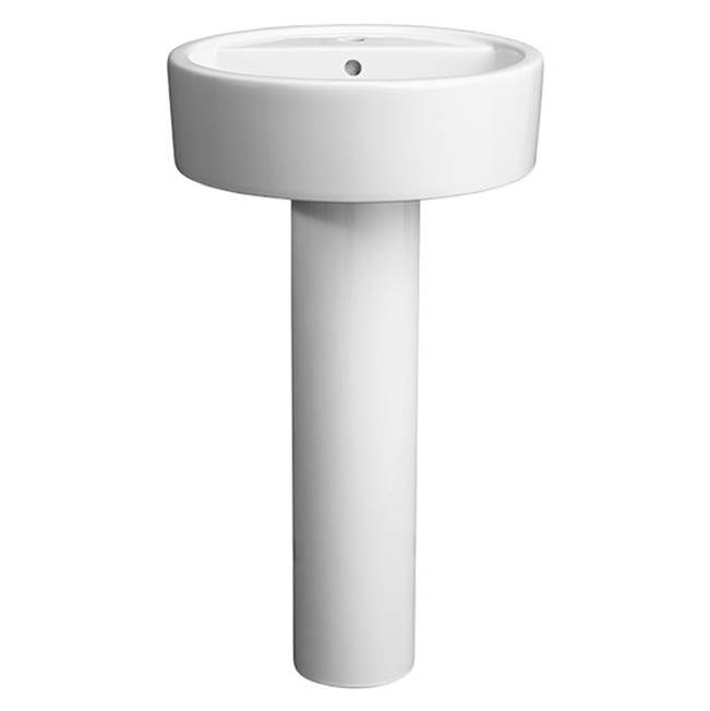 DXV  Pedestal Bathroom Sinks item D21020000.415