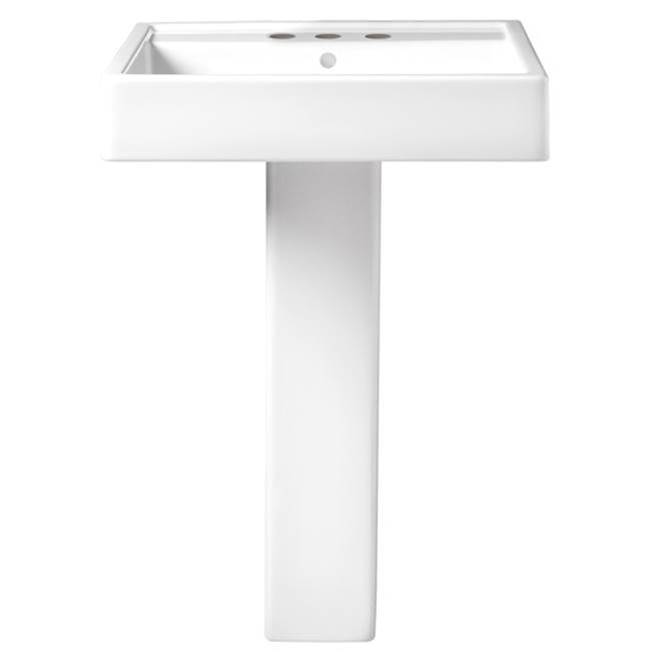 DXV  Pedestal Bathroom Sinks item D21025000.415