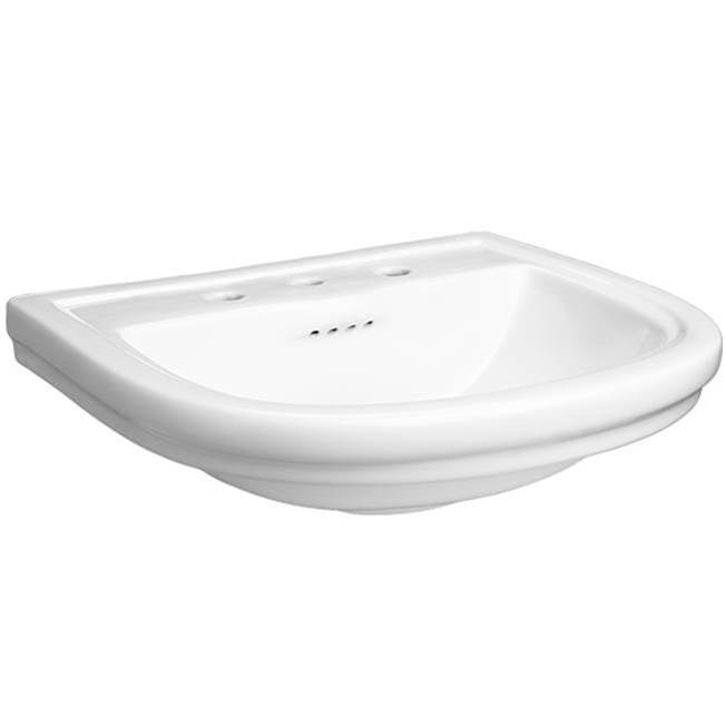 DXV  Pedestal Bathroom Sinks item D20005008.415