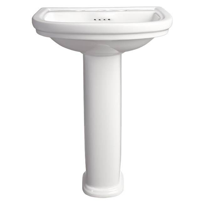 DXV  Pedestal Bathroom Sinks item D20005800.071