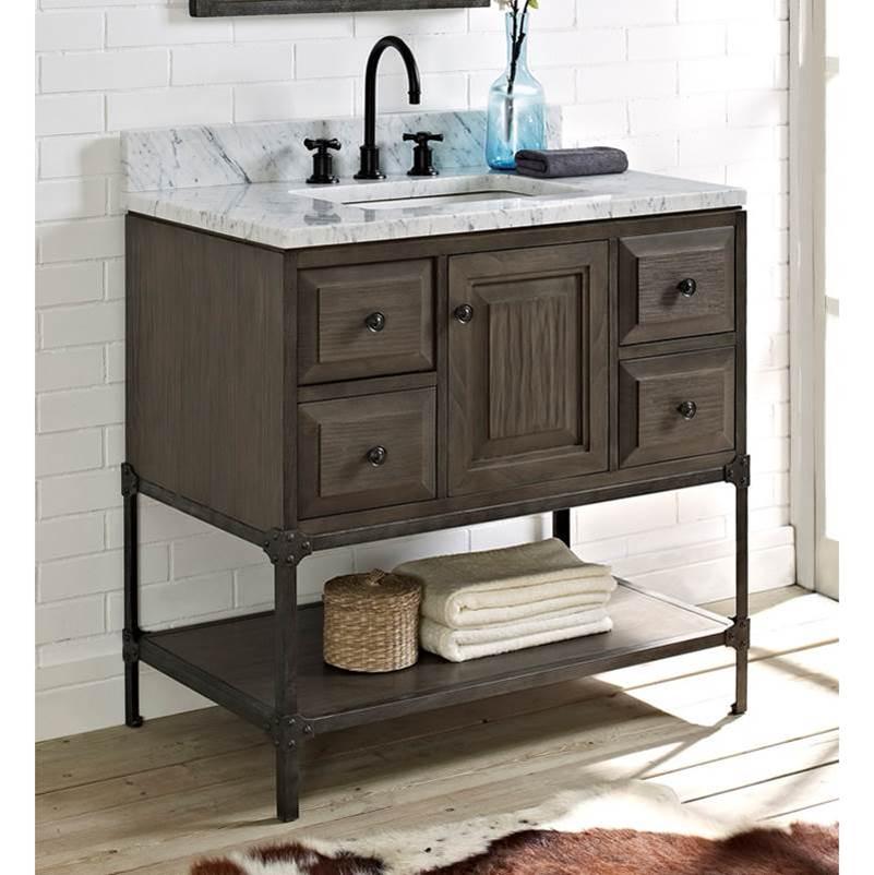 Fairmont Designs Canada 1401 36 At The, Fairmont Designs Bathroom Vanity