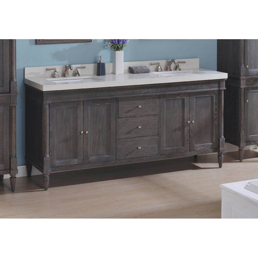 mahogany shop cabinet sink double signature white lp vanity vessel hardware hawkins