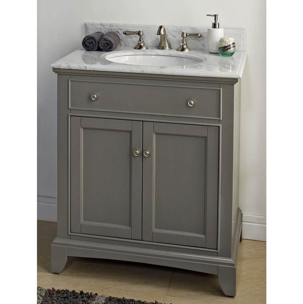 Bathroom Vanities Solid Colors The Water Closet