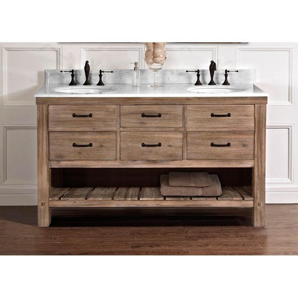 Fairmont Designs Canada Bathroom Vanities Napa | The Water ...