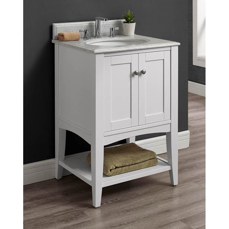 Fairmont Designs Canada Floor Mount Vanities Item 1512 VH24