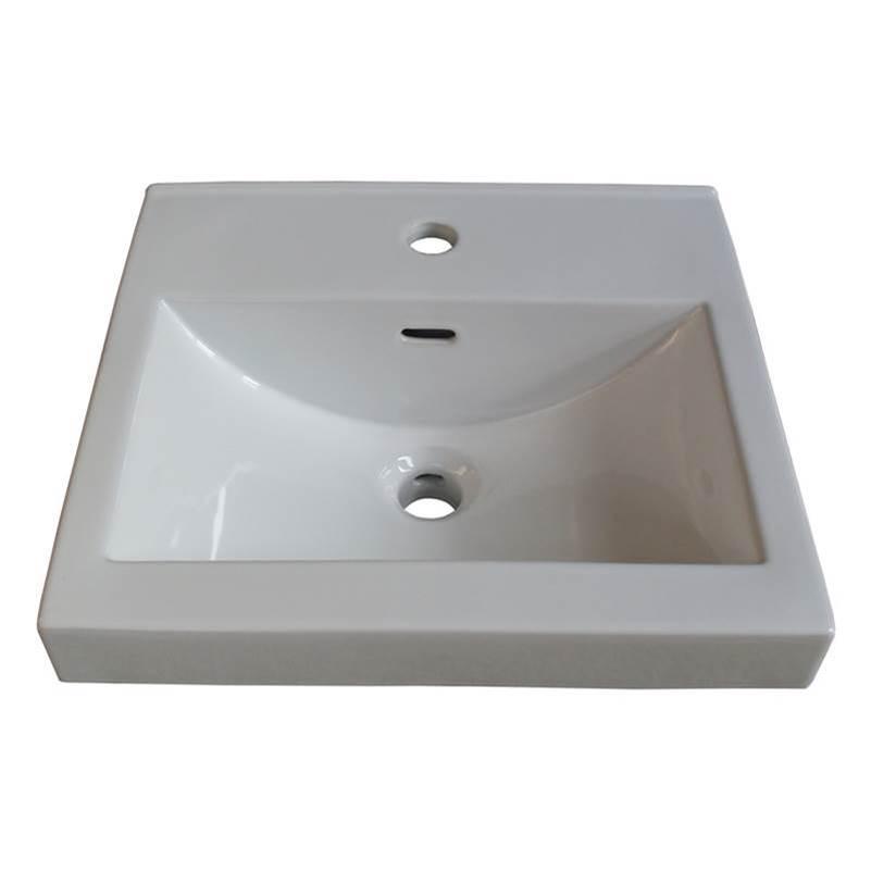 Fairmont designs canada drop in bathroom sinks item s 11018w1