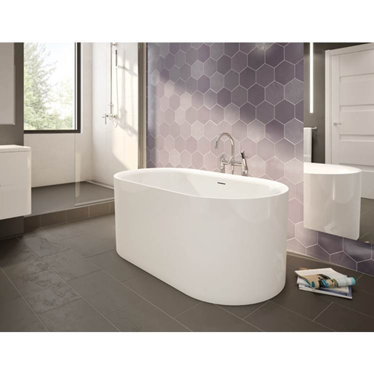 Fleurco Canada Free Standing Soaking Tubs item BRE5731-18