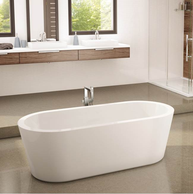 Fleurco Canada Free Standing Soaking Tubs item BAD6831-18