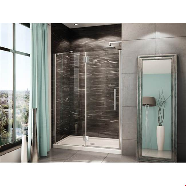 Fleurco Canada Pivot Shower Doors item PGLP55-11-40R-TC-79