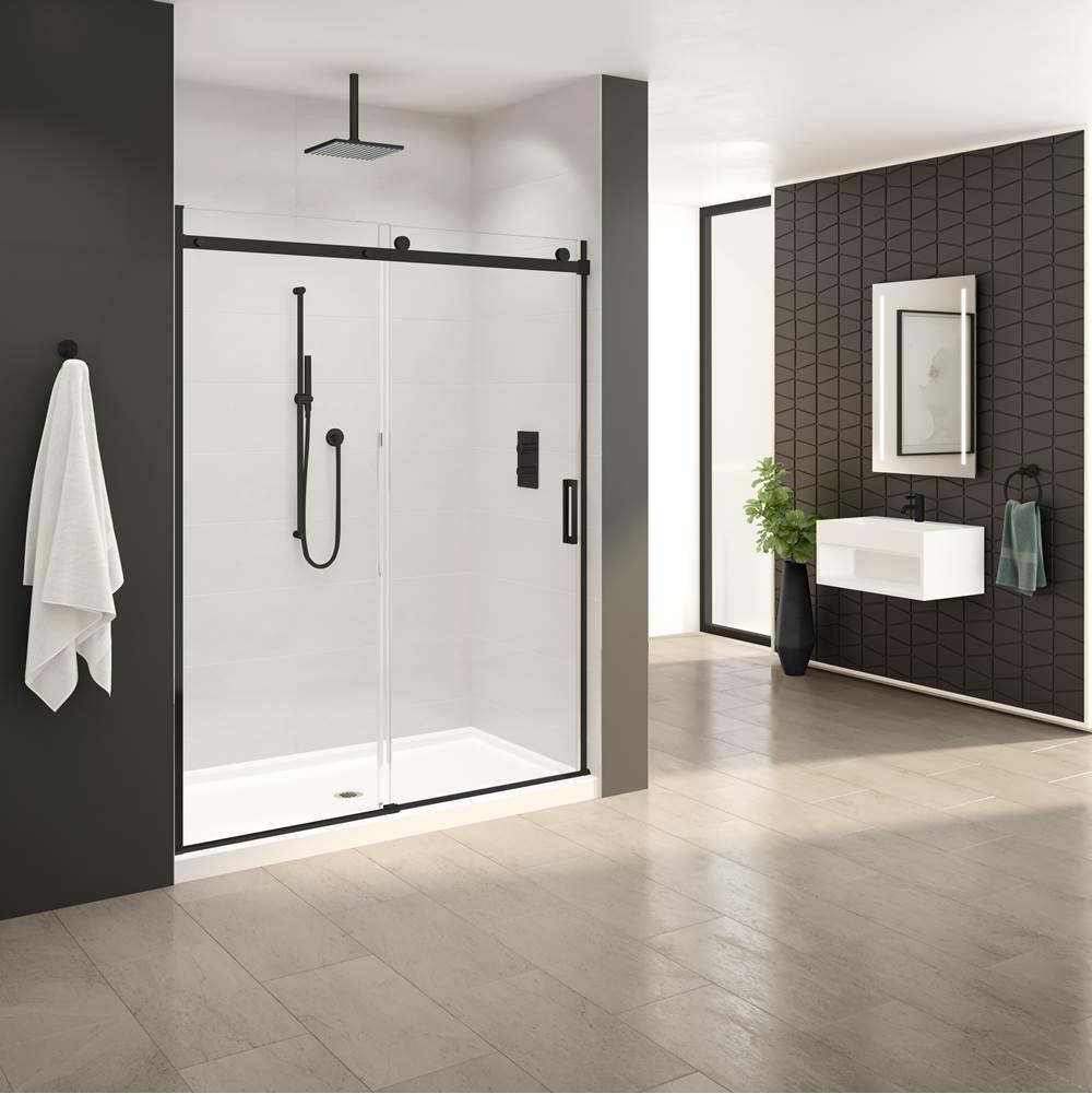 Showers Shower Doors Sliding The Water Closet Etobicoke