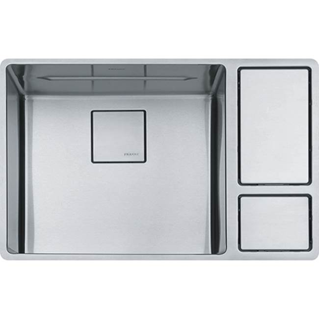 Franke Residential Canada Undermount Kitchen Sinks item CUX110-18