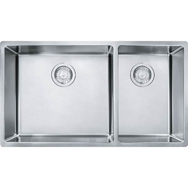 Franke Residential Canada Undermount Kitchen Sinks item CUX160-CA