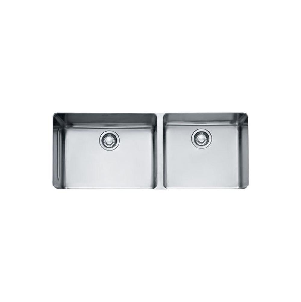 Franke Residential Canada Undermount Kitchen Sinks item KBX120-43