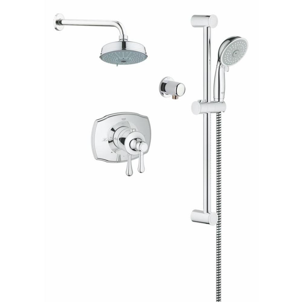 new cube shower grohe chrome s itm rain ebay square head euphoria