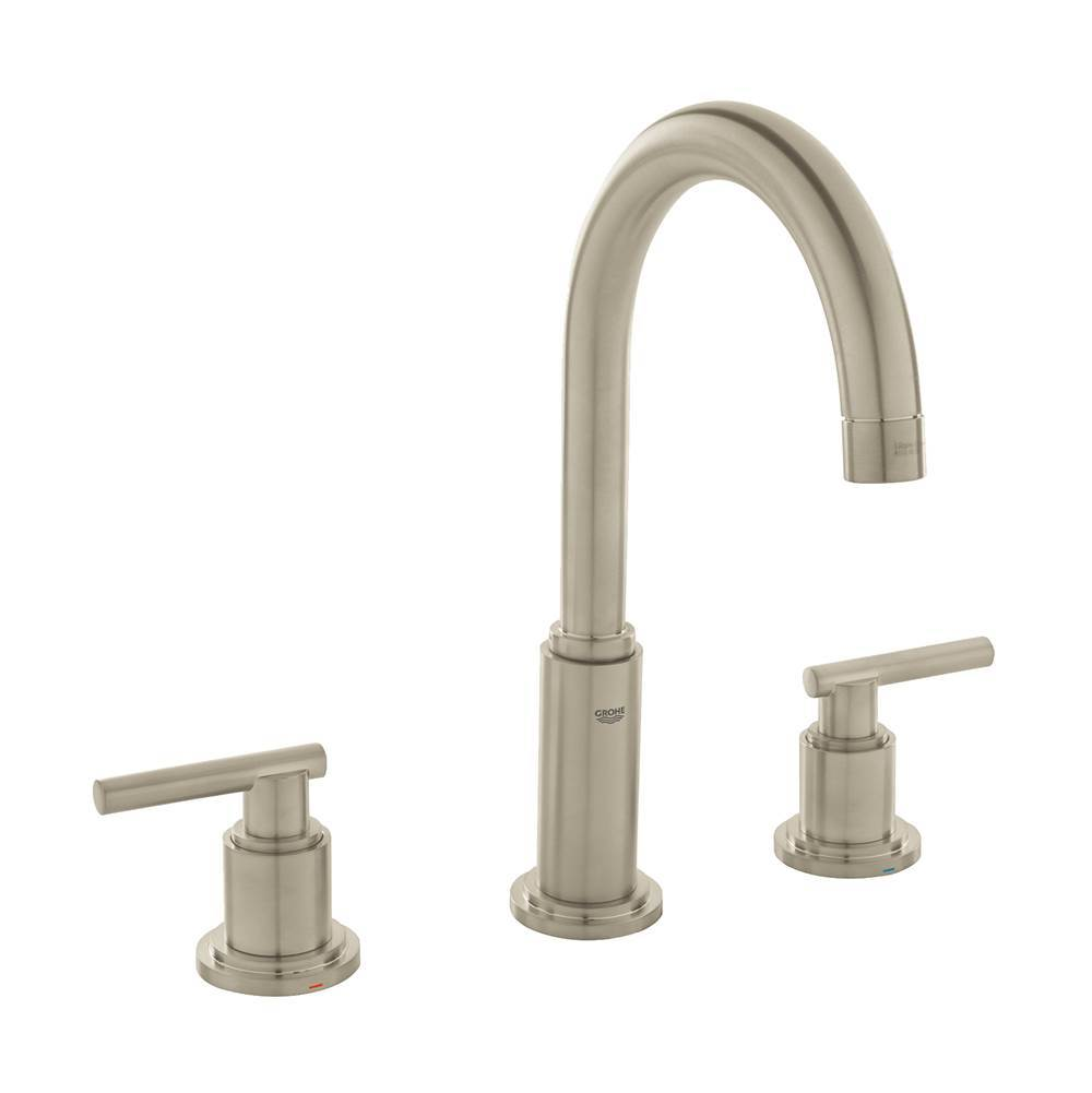 Grohe Canada Bathroom Faucets Bathroom Sink Faucets | The Water ...