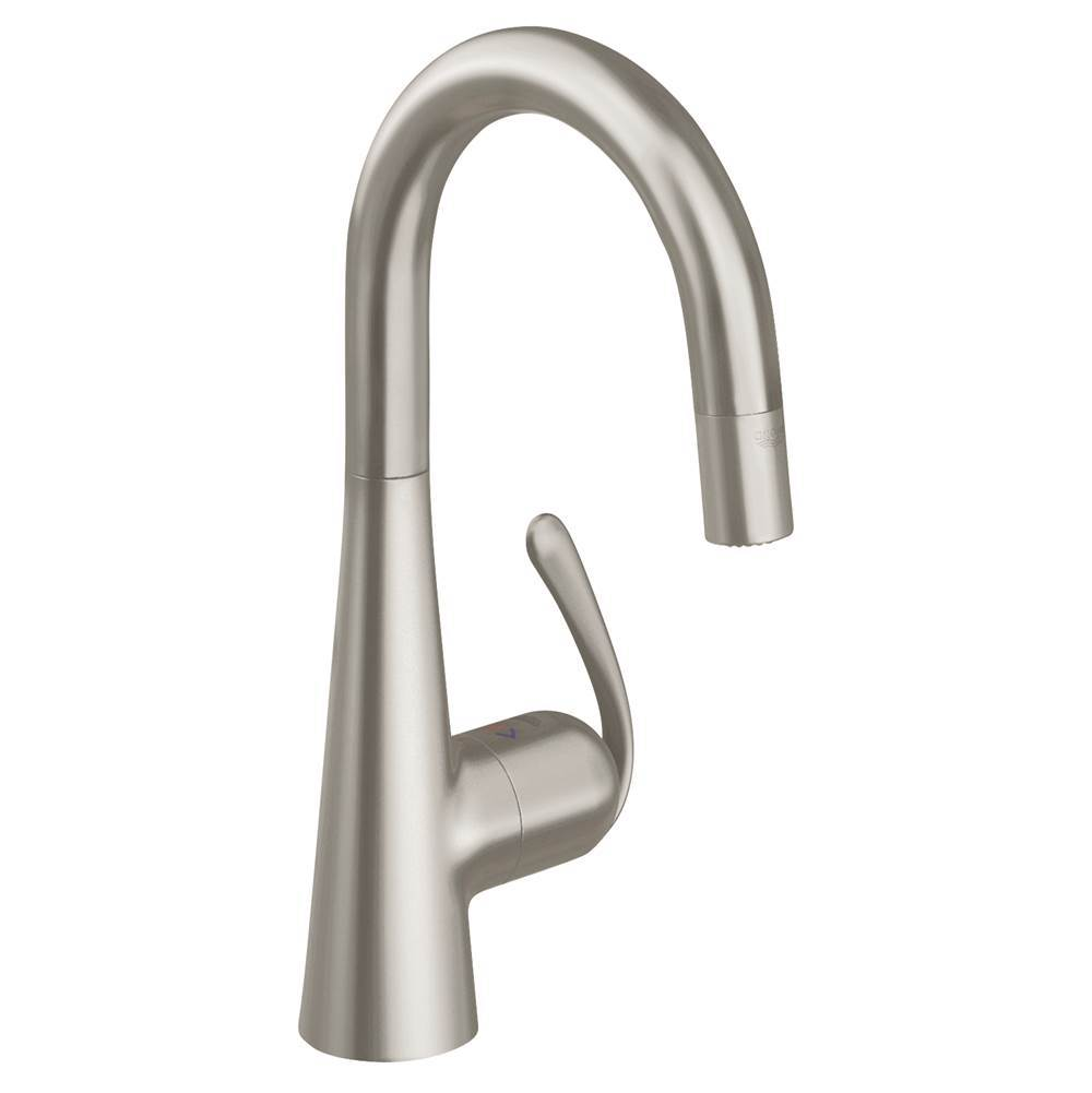 Grohe Canada Single Hole Kitchen Faucets item 32283DC0