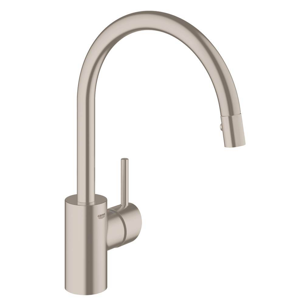 Faucets Kitchen Faucets Steel   The Water Closet - Etobicoke ...