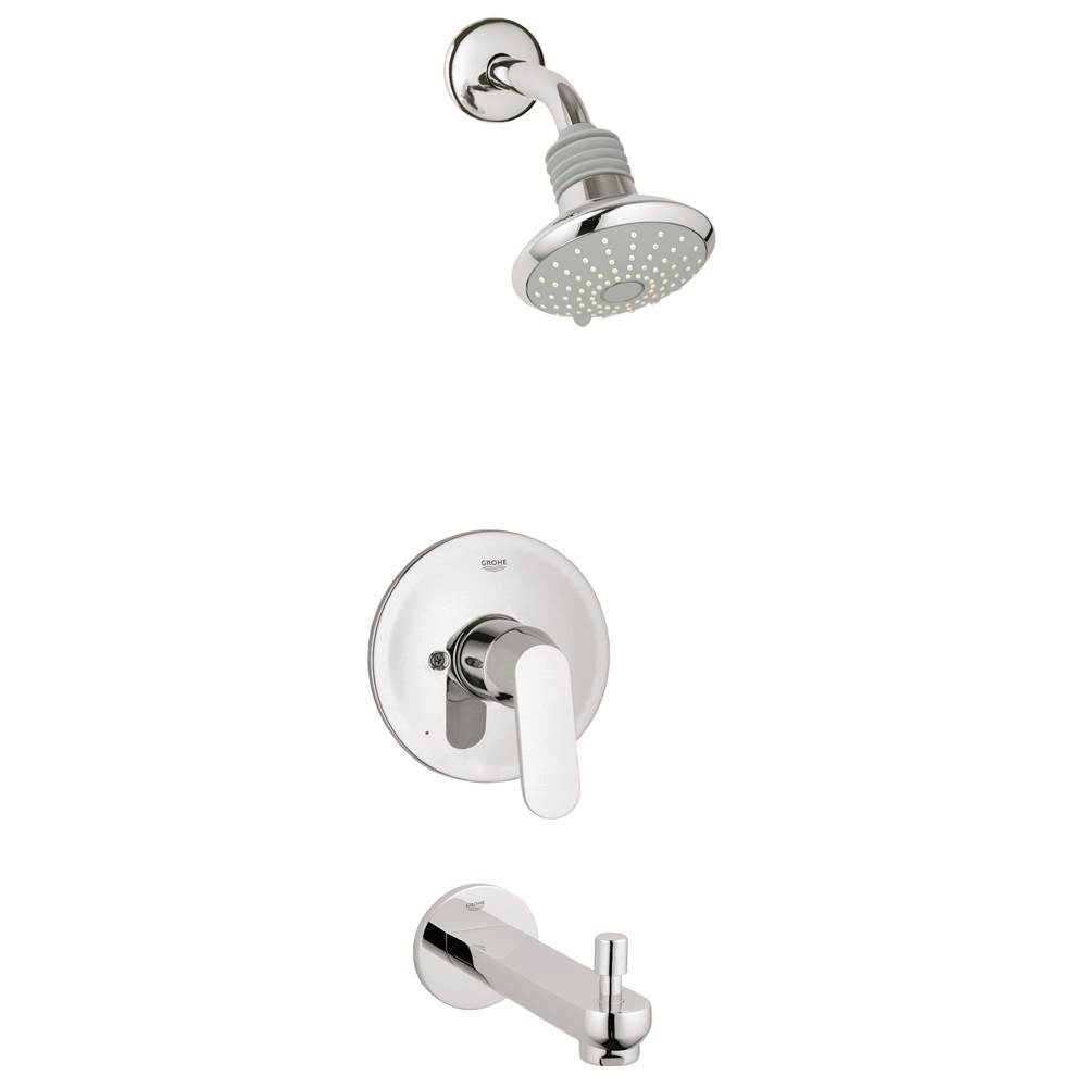 Grohe Canada  Tub And Shower Faucets item 35019000