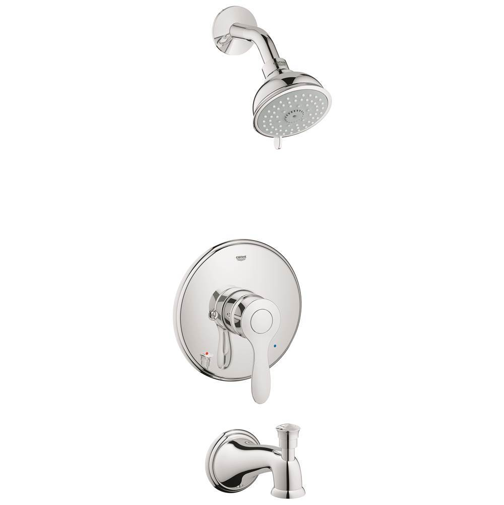 Grohe Canada Showers Tub And Shower Faucets | The Water Closet ...