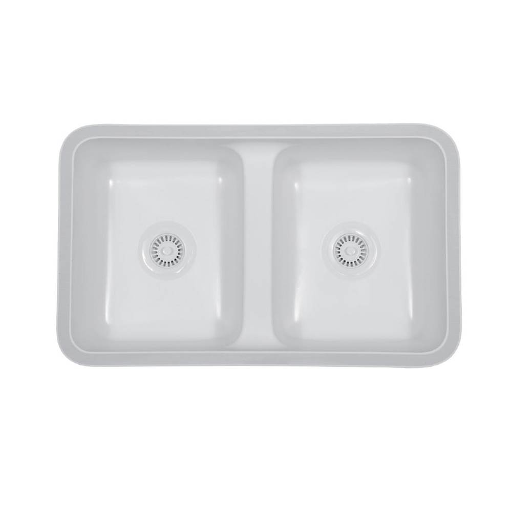 Karran Undermount Kitchen Sinks item Newport