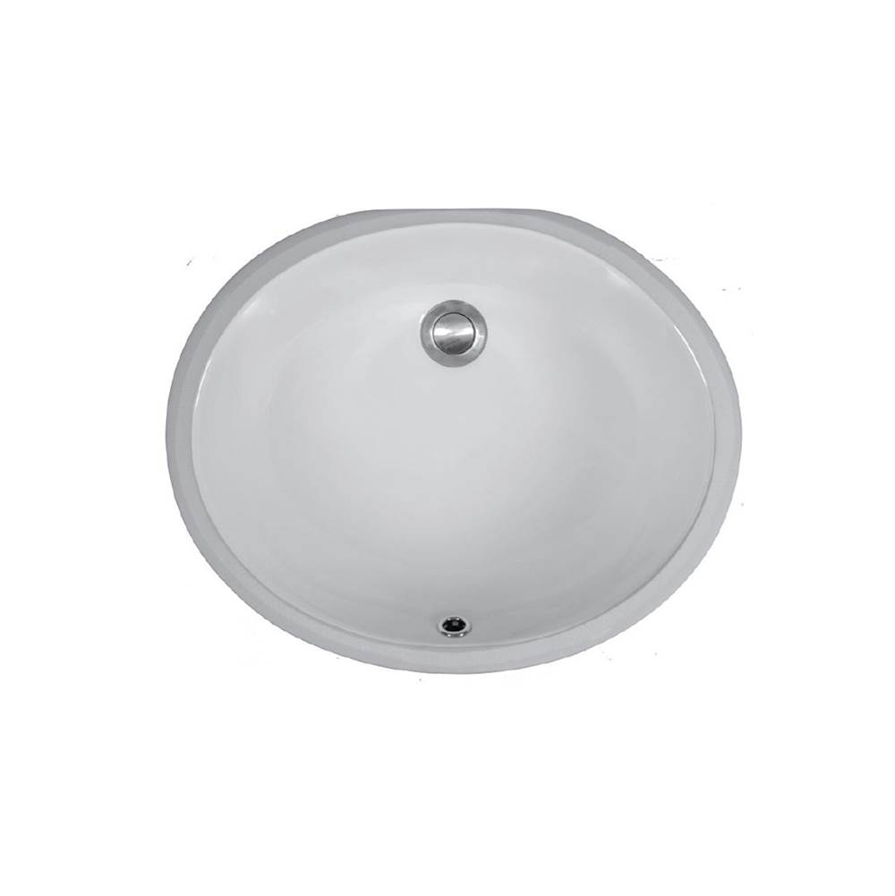 Karran Undermount Bathroom Sinks item VC-102-WH
