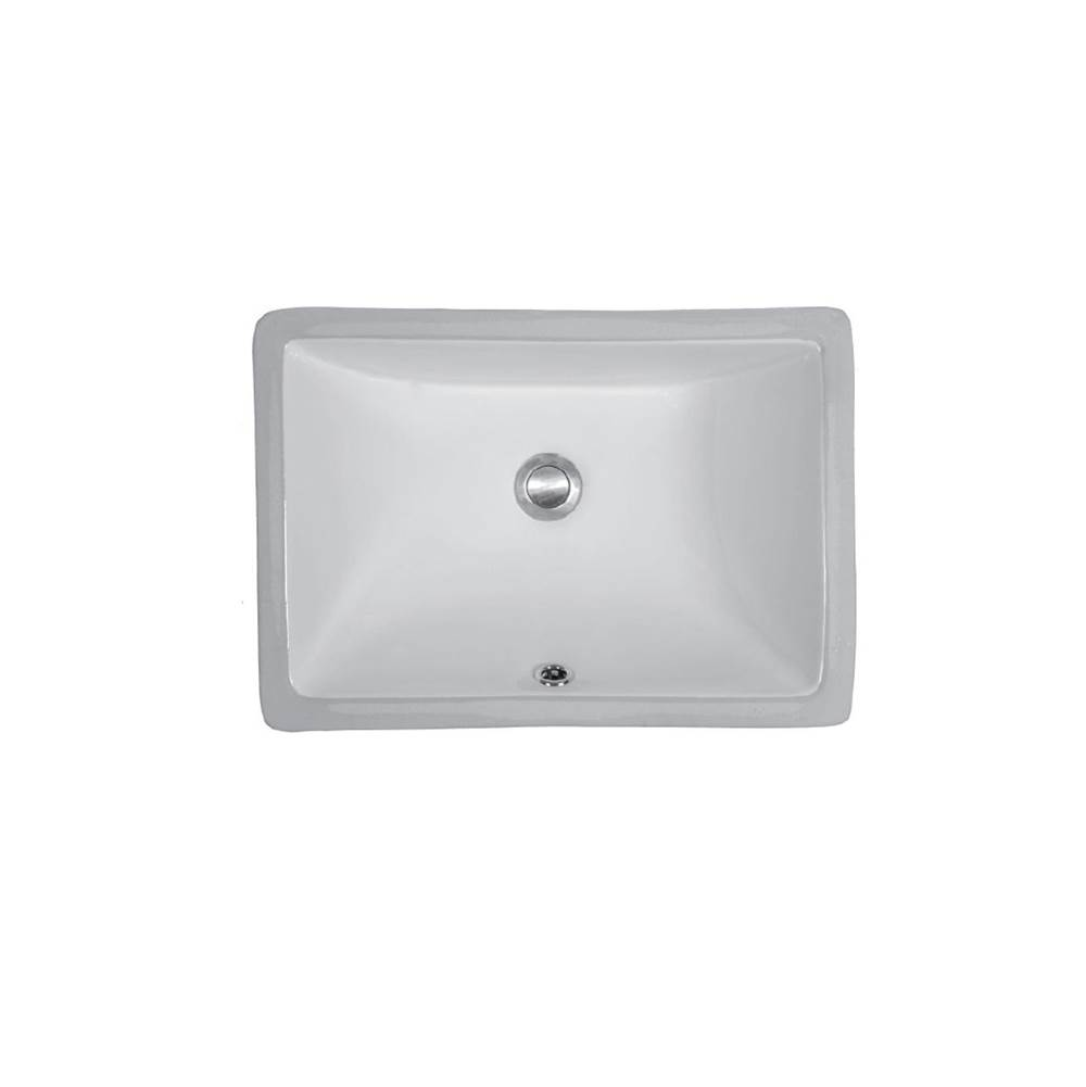Karran Undermount Bathroom Sinks item VC-105-BI