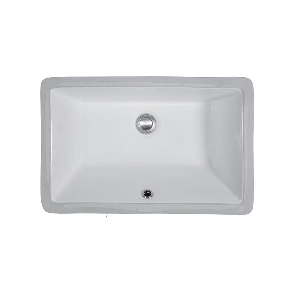 Karran Undermount Bathroom Sinks item VC-108-BL