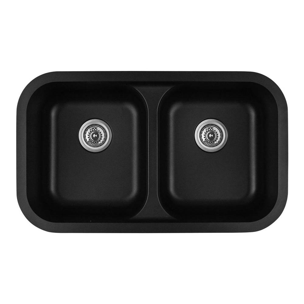 Karran Drop In Kitchen Sinks item Q350BL