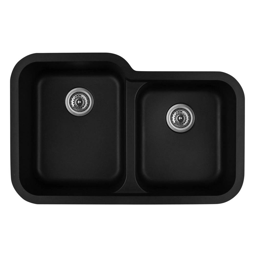Karran Drop In Kitchen Sinks item Q360RBL