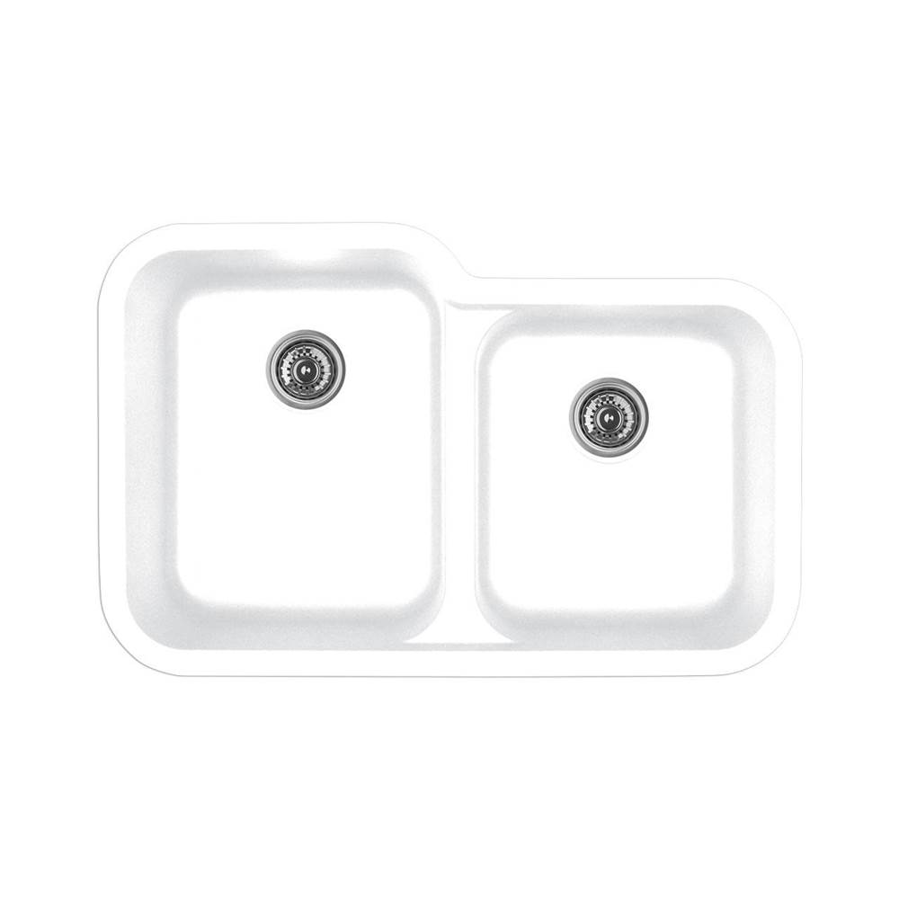 Karran Drop In Kitchen Sinks item Q360RWH