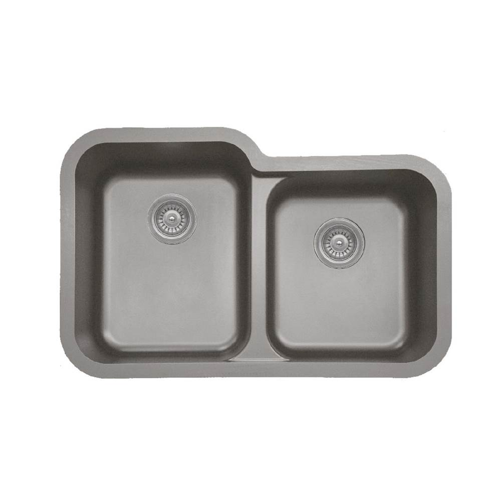 Karran Drop In Kitchen Sinks item Q360RCN