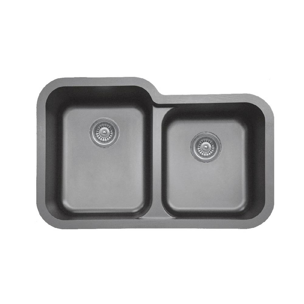 Karran Drop In Kitchen Sinks item Q360RGR