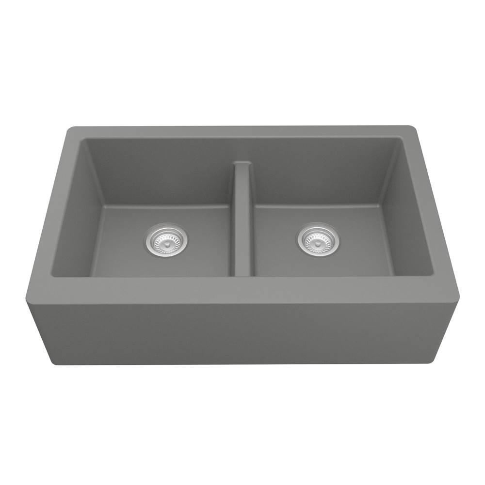 Karran Farmhouse Kitchen Sinks item QA750GR