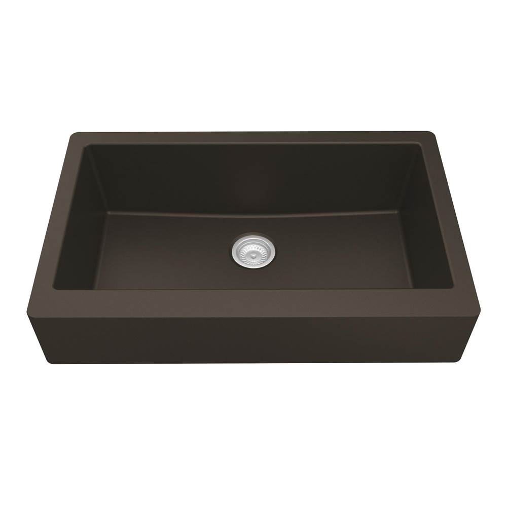 Karran Farmhouse Kitchen Sinks item QAR740BR