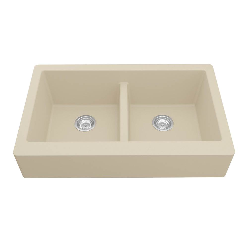 Karran Farmhouse Kitchen Sinks item QAR750BI